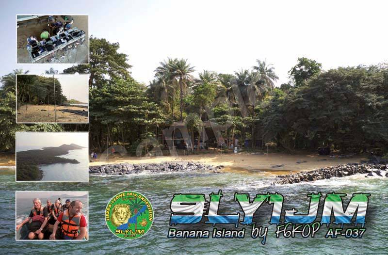QSL preview – 9LY1JM | DX-World
